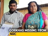"""Video : """"Assam Is Home"""": Over 1 Lakh From Gorkha Community Not In Citizens' List"""