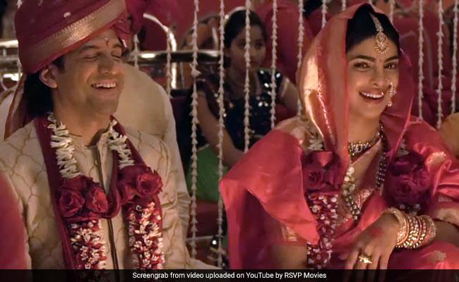 The Sky Is Pink: 'Let Him Suffer' - Priyanka Chopra, Farhan Akhtar Tease Each Other In BTS Video