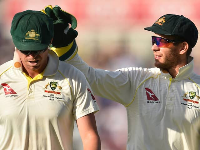 Tim Paine, Peter Siddle Played With Injuries In Fifth Ashes Test