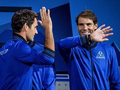 Watch: Roger Federer Coaches Rafael Nadal At Laver Cup As Bjorn Borg Looks On In Epic Video