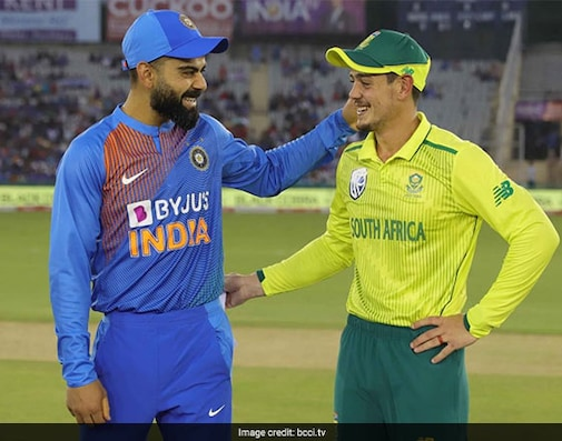India vs South Africa 3rd T20I Live Updates