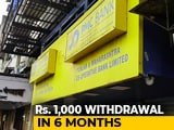 Video: PMC Bank: Depositors Panic As RBI Imposes Rs. 1,000 Withdrawal Limit On Lender