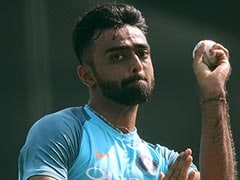 Duleep Trophy Final: Jaydev Unadkat Claims Four Wickets To Put India Red In Control