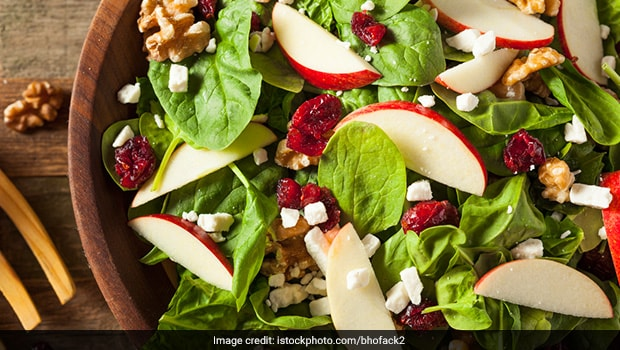 Healthy Diet: 3 Delicious Apple Salad Recipes For A Light Nutritious Meal