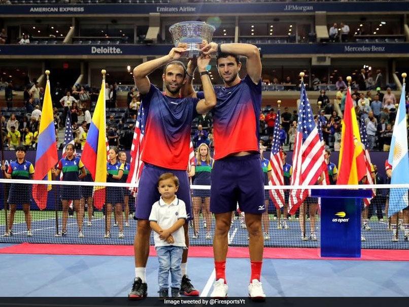 Juan Sebastian Cabal and Robert Farah win the US Open men