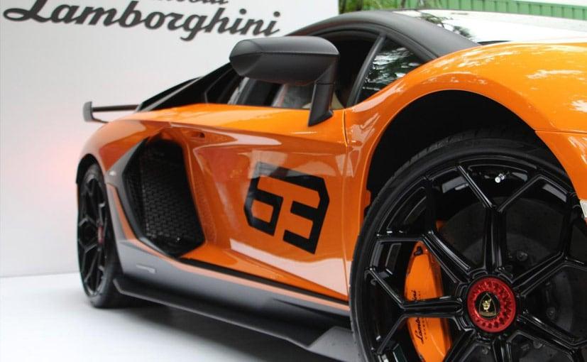 India\u0027s First Lamborghini Aventador SVJ 63 Delivered