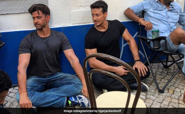 What Hrithik Roshan Will Miss Most Post-War - Tiger Shroff, Of Course