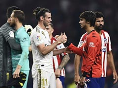 Real Madrid Hold Off Atletico In Tight Derby To Grab Top Spot In La Liga
