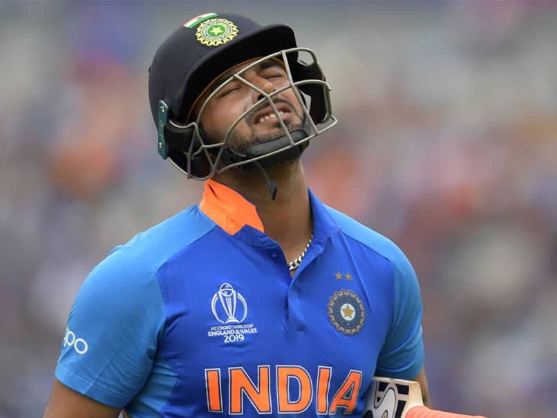 Sourav Ganguly Reacts To Rishabh Pant Losing His Place To KL Rahul In Playing XI