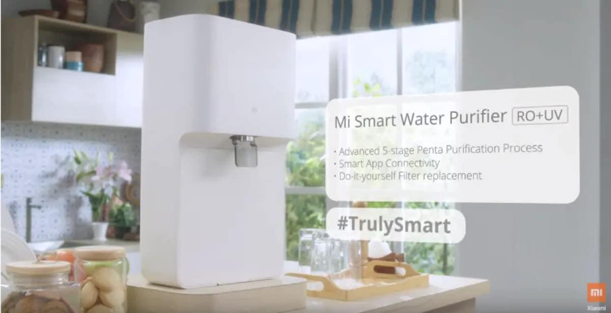 Xiaomi Mi Smart Water Purifier भारत में लॉन्च, जानें कीमत और खासियतें