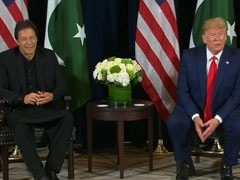 """I Trust Pakistan, Can Mediate Kashmir"": Trump In Meeting With Imran Khan"