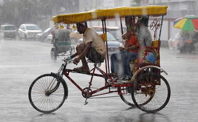 Odisha, Tamil Nadu Likely To Receive Heavy Rainfall Today: Weather Office