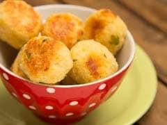 Healthy Snack: Make These Rice Balls (Ammini Kozhukattai) For A Light Eat