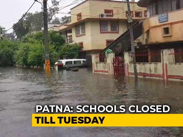 Video : 27 Dead As Rain Batters Bihar, Patna Schools Closed Till Tuesday