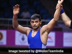 Deepak Punia Becomes 4th Indian Wrestler To Bag Tokyo 2020 Olympics Quota