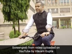 Binny Bansal, Chetan Bhagat Feature In IIT Delhi Endowment Fund Song