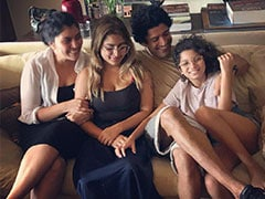 Farhan Akhtar's Pic With Shakya And Akira Is All About 'Daughter <i>Shakti</i>'