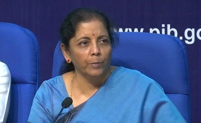 Clear Sign Of Revival In Industrial Production: Nirmala Sitharaman