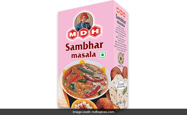 Salmonella Bacteria Found In MDH Sambar Masala Sold In US: Food Regulator