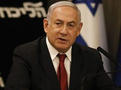 Gaza Rocket Sends Benjamin Netanyahu To Shelter During Campaign Rally: Report