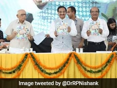 <i>Mazedar Hai Ganit</i> : HRD Minister Releases Book On NCERT's Foundation Day