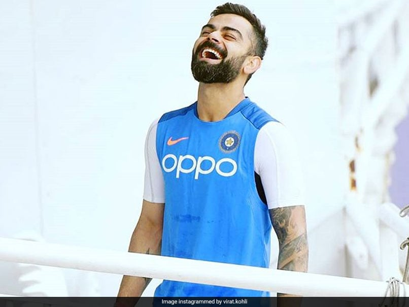 Virat Kohli syas Always wanted to be like Sachin Tendulkar