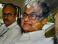 P Chidambaram Alleges Political Vendetta In INX Media Case