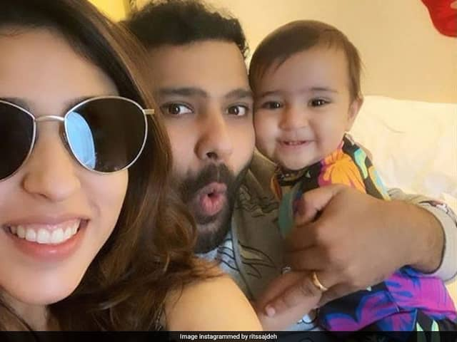 Ritika Sajdehs Hilarious Reply After Yuzvendra Chahal Says She Cropped Him From Family Pic