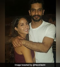 Angad Bedi Opens Up About Troubled Relationship With Ex Nora Fatehi
