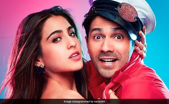The Fire On The Set Of Sara Ali Khan And Varun Dhawan's Coolie No 1 Caused Damages Worth Rs 2.5 Crore: Reports