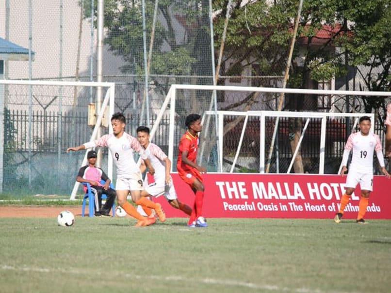 Saff Under 18 Football: भारतीय टीम की नजर सेमीफाइनल में जगह पक्की करने पर