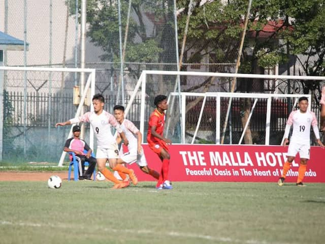 Saff Under 18 Football: India has set eye on keeping its place in last four
