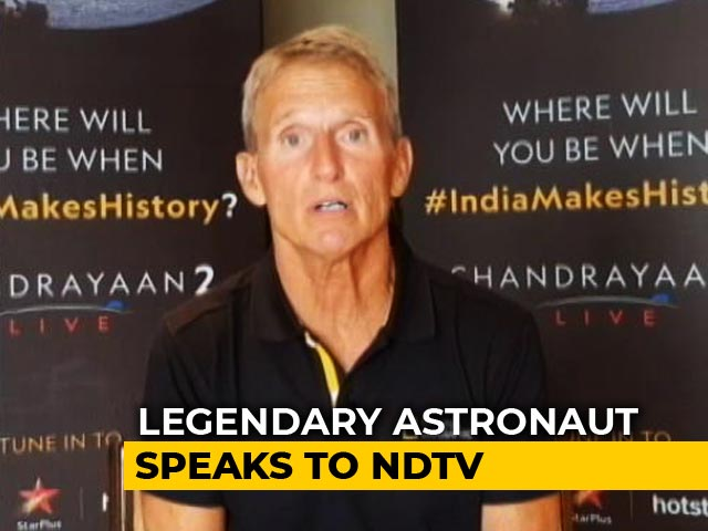 "Video : ""Incredible Accomplishment Of All Humankind"": Legendary Astronaut Jerry M Linenger"