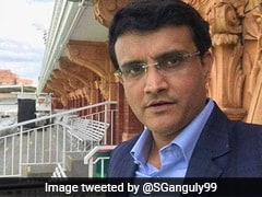 Sourav Ganguly Set To Be Re-Elected As CAB President Till July 2020