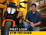 Video : Ktm 790 Duke – First Look