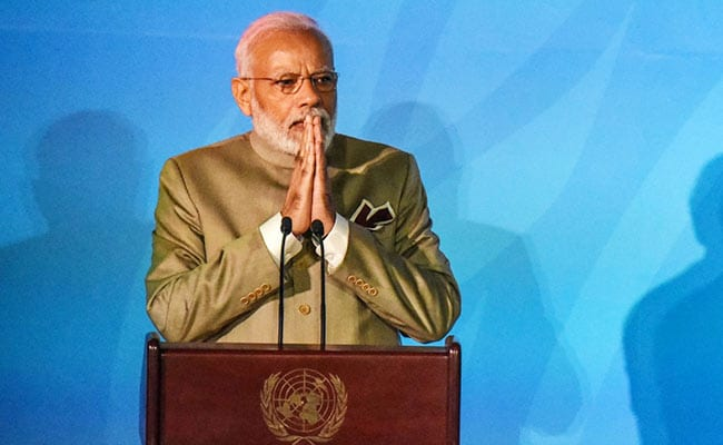 Indian Prime Minister Narendra Modi To Inaugurate World Sustainable Development Summit