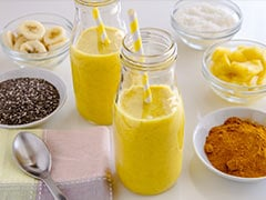 Skincare Tips: This Coconut And Turmeric Anti-Ageing Drink Is A Recipe For Healthy Skin