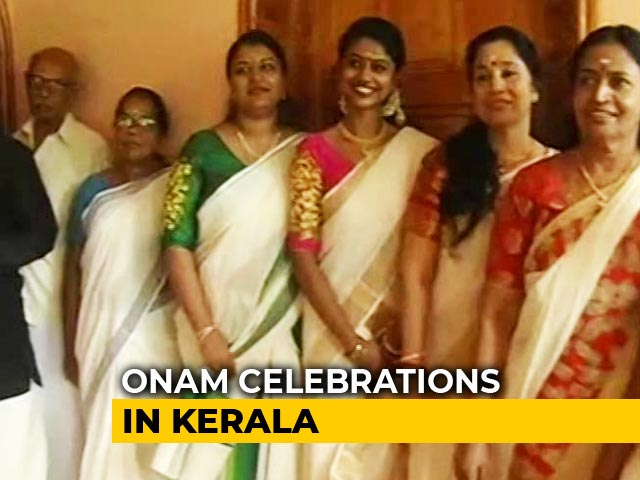 Video : Four Generations Of This Kerala Family Together For Onam
