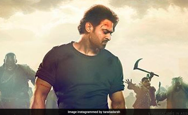 Saaho Box Office Collection Day 5: Prabhas' Film Joins 100 Crore Club