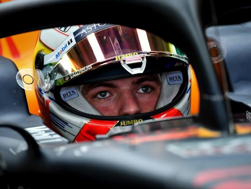 Max Verstappen Tops Russian Grand Prix Second Practice