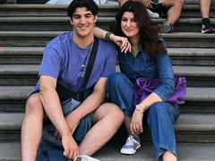 Twinkle Khanna's Birthday Wish For Son Aarav Is About Lots Of Love And A Little Bit Of Teasing