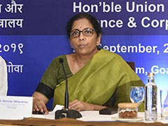 Nirmala Sitharaman Says Sector-Specific Solutions Being Given To Fight Slowdown