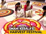 Video : Onam Preparations In Kerala