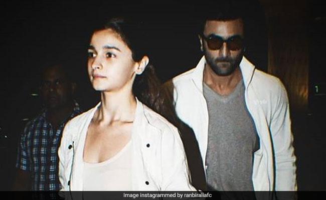 Alia Bhatt Makes Ranbir Kapoor's Birthday Special With An Instagram Post