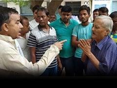 बिहार में जनता दल यूनाइटेड के विधायक की दादागिरी