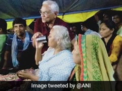'Save Narmada' Activist Medha Patkar Ends Hunger Strike After Talks