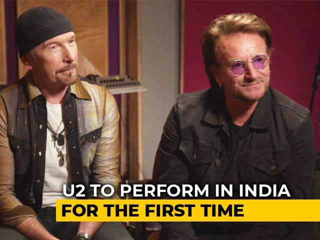 U2 On Their First-Ever Concert In India, Their Music, Social Media & More