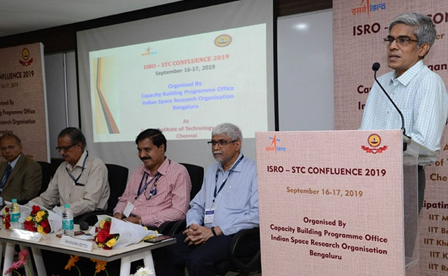 IIT Madras Hosts First ISRO - Space Technology Cell Confluence