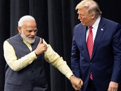 "<i>""Abki Baar</i> Trump <i>Sarkar""</i>: PM Modi's Reminder To Indians In Houston"