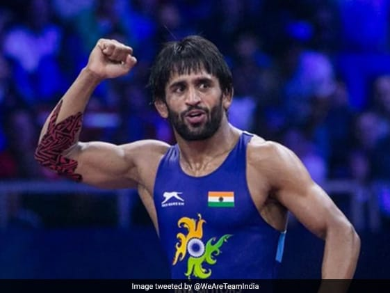 Bajrang Punia Says World Wrestling Championship Bronze Motivation For Upcoming Challenges